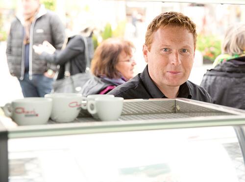 Hannes Hüthmair Gori Kaffee