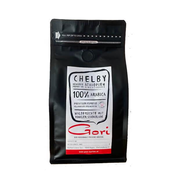 Chelby - Yrgacheffe von Gorikaffee