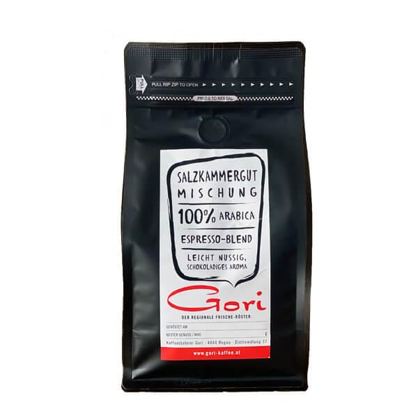 Salzkammergut Mischung von Gorikaffee