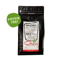 Amazonas - koffeinfreier Kaffee