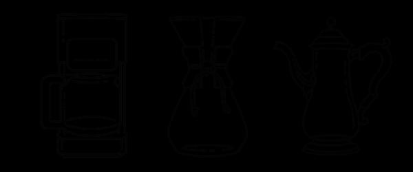 Filterkaffee, Chemex, Karlsbader