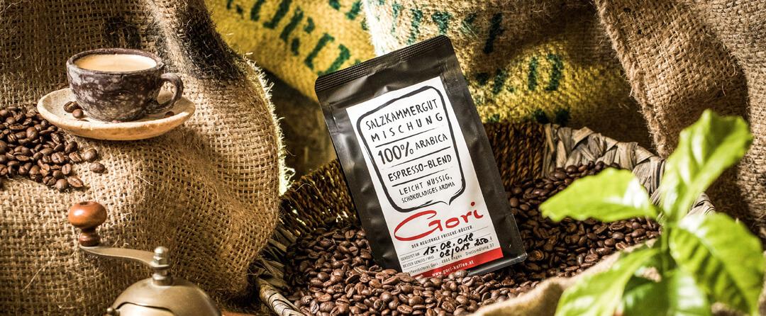 Online-Shop Gori Kaffee