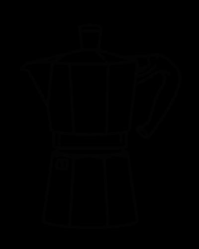 Gori Kaffee für die Mokkakanne