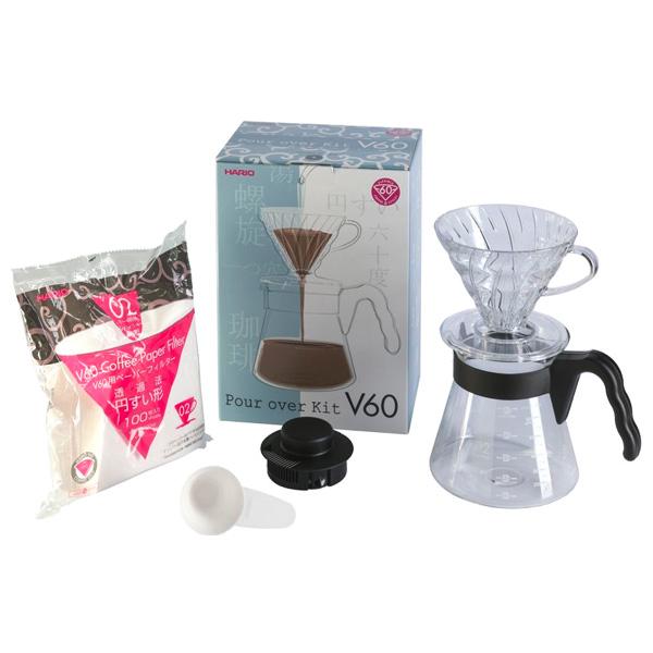 Hario V 60 Filterkaffee Set