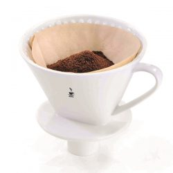 Porzellan Kaffeefilter Sandro