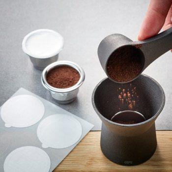 Kaffeekapsel Set Gefu