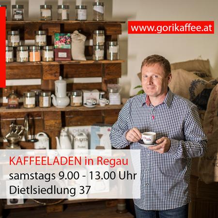 Kaffeeladen von Gori